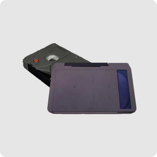 Old u-matic professional video tape