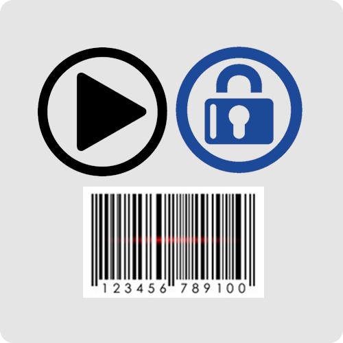 Blu ray packaging symbols