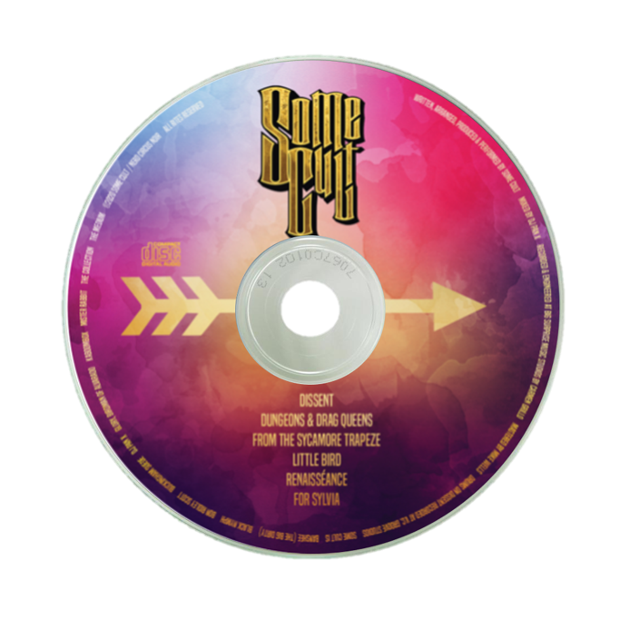 Full color CD printing services