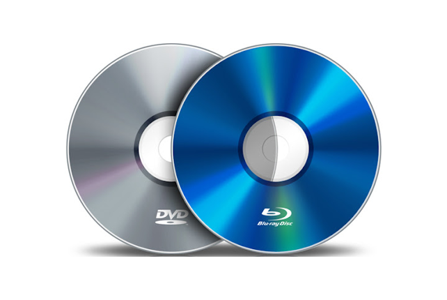 prepare both dvds and blu-rays versions of a film title