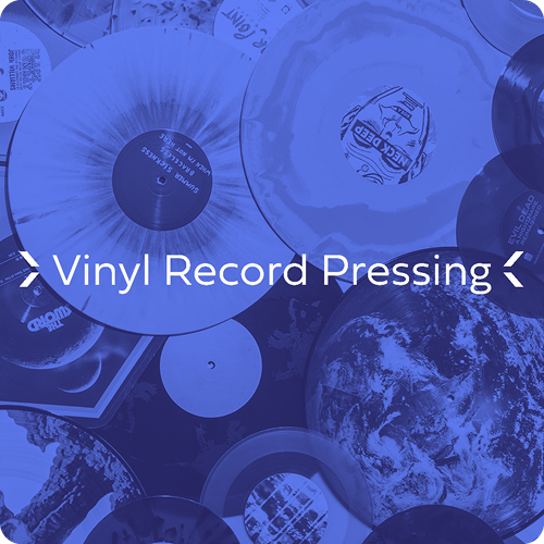 Vinyl Record Pressing with Mastertrack - Category Image