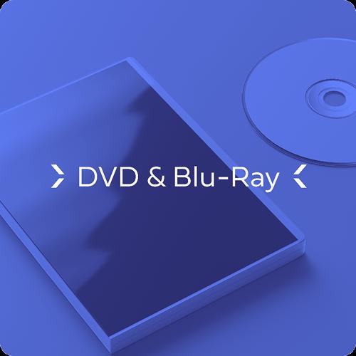 DVD & Blu-ray Duplication Category Image - Mastertrack